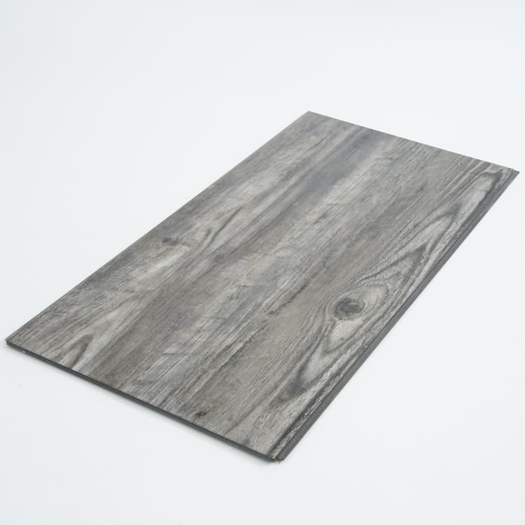 Anti-sliper Healty Wooden Look Rectified PVC Foor Tile