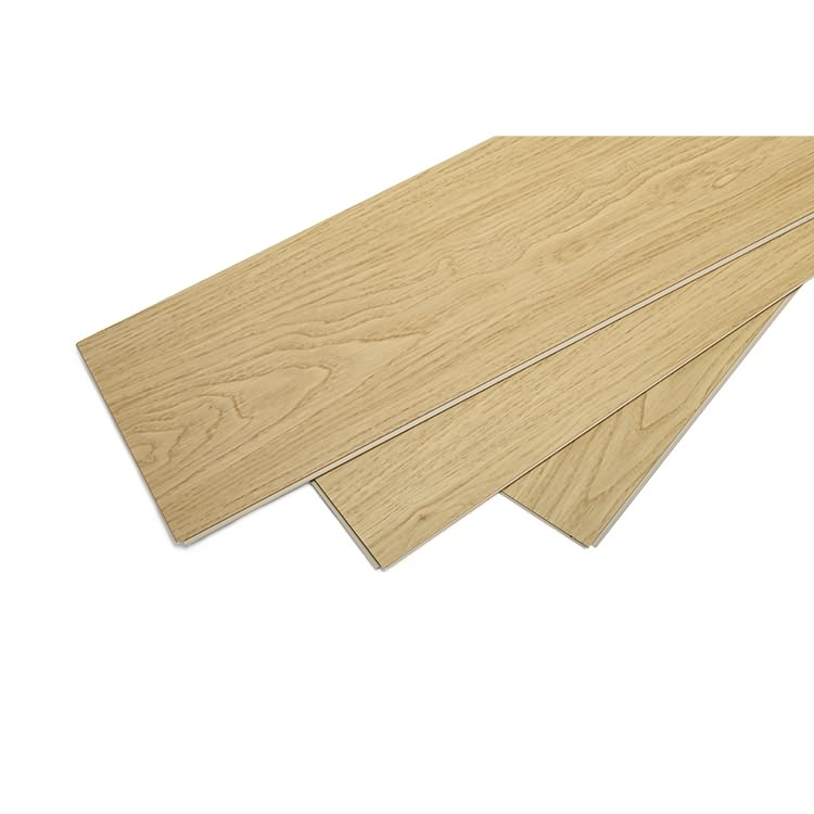 Higher quality SPC flooring Deep wooden SPC flooring with cork backing