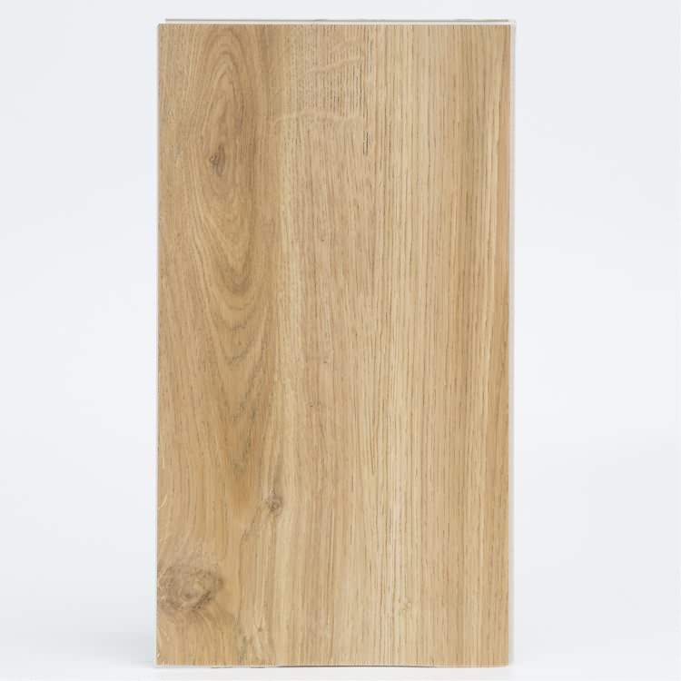 100% formaldehyde free anti-sliper wood grain PVC floor tile