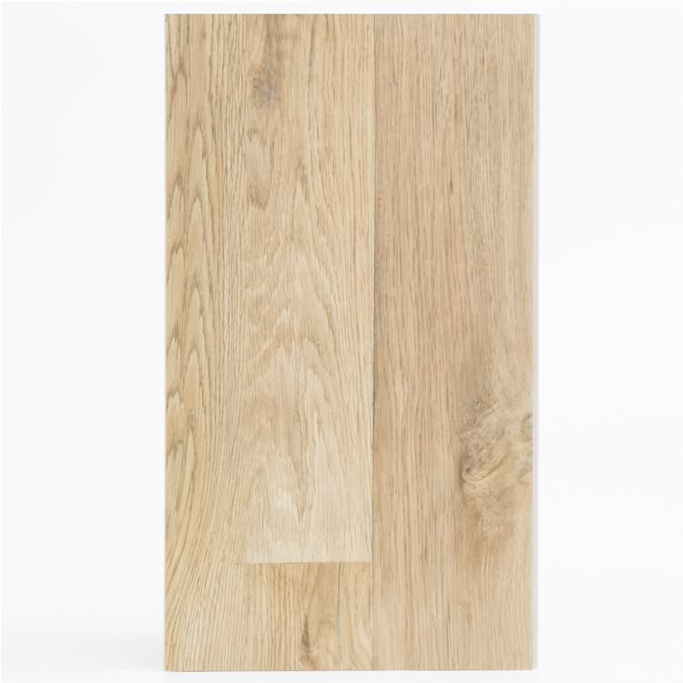 Professional PVC linoleum wood grain laminated floor sheet in china