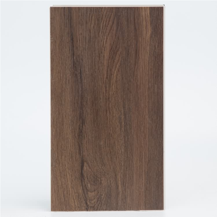 Waterproof eco-friendly PVC sheet deep wooden PVC floor tile
