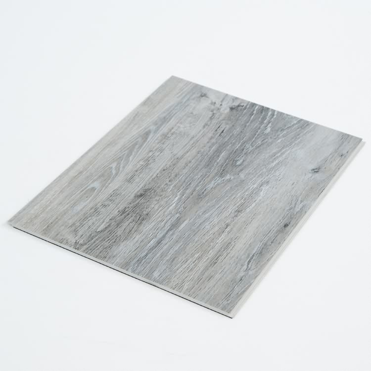 Waterproof durable healthy 4mm interlock click lvt SPC flooring PVC vinyl flooring