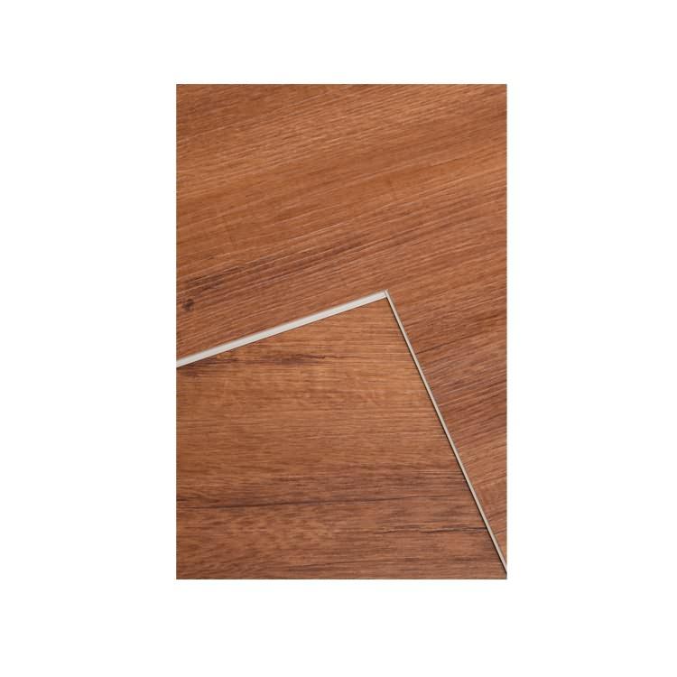 Healthy wooden click vinyl SPC floor for bedroom
