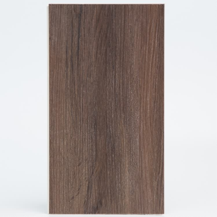 Recycled import Self Adhesive plastic flooring looks like wood