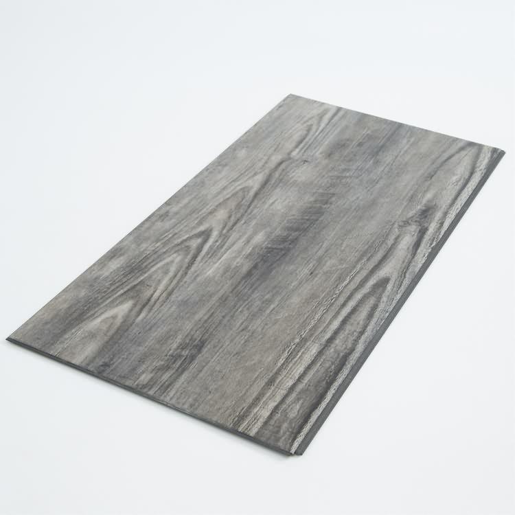 Hot-selling Aqua Stone Wood Look Spc Flooring - Wear resistant unilin wood colour PVC floor tile for office – Mingyuan
